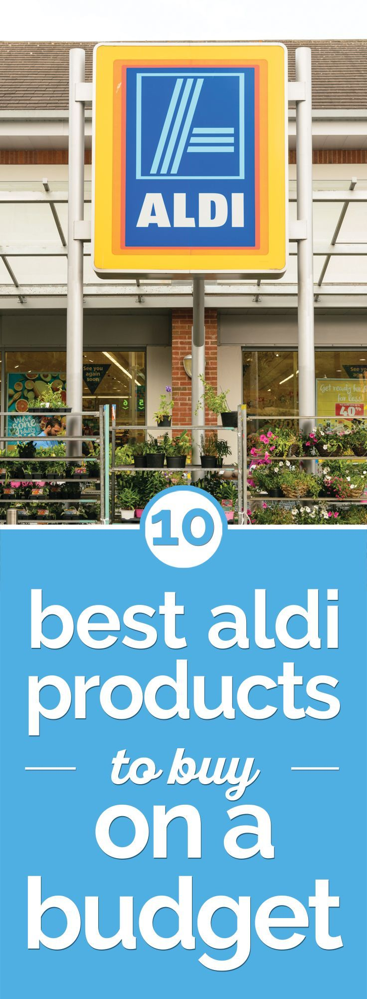 10 Best Aldi Products to Buy on a Budget