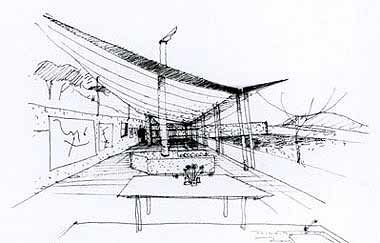 House Southern Highlands new South Wales 1988 - 1992 http://www.arcspace.com/the-architects-studio/glenn-murcutt-sketches/