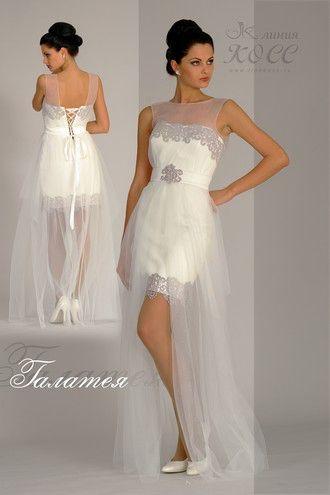 Свадебное платье «Галатея» — № в базе 6520