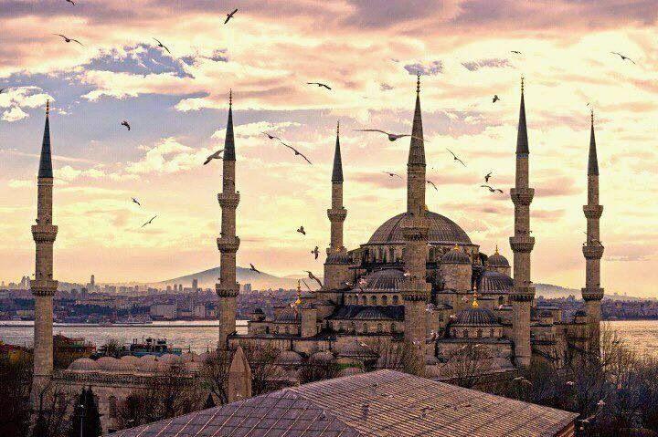 Moskee, Turkije