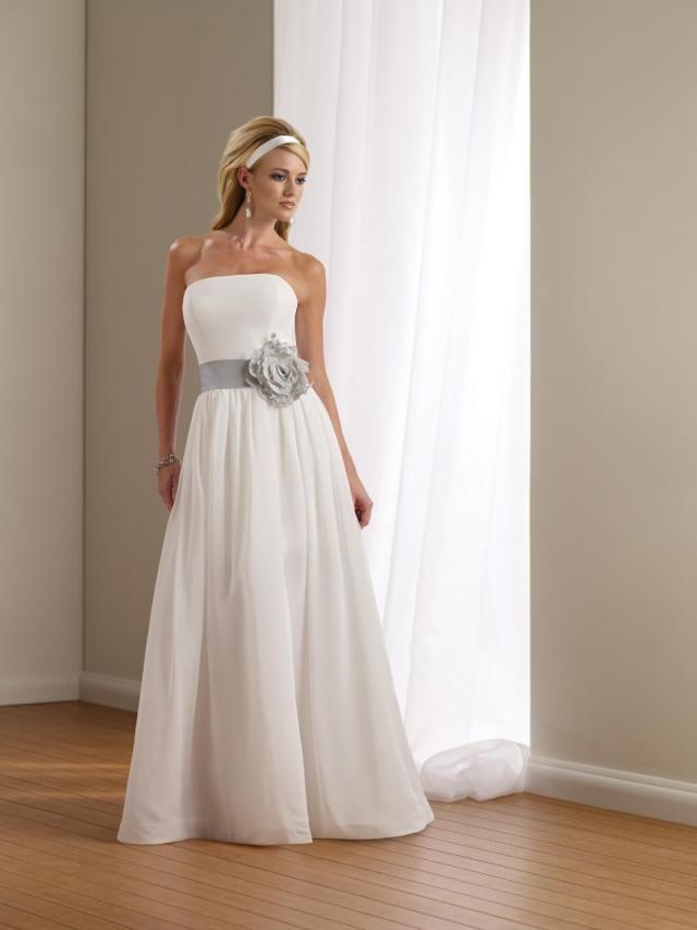 cotton wedding dress - Wedding Decor Ideas