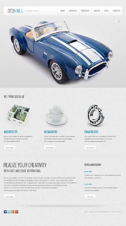Reponsive Joomla templates? No problem! http://www.titantemplates.com/en/template/44310