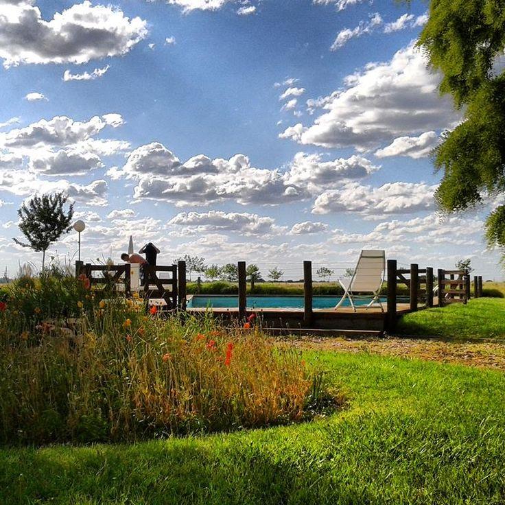#LaPampa  #ArgentinaEsTuMundo #Patagonia #VeranoEnArgentina #tourism #travel #green  Más info en https://www.facebook.com/viajaportupais