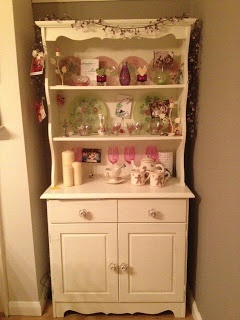 Furniture Makeover - shabby chic style