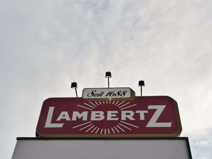 Lambertz entrance in Aachen - Lambertz325