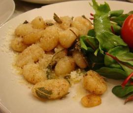 Recipe Ricotta Gnocchi by Thermomix in Australia - Recipe of category Pasta & rice dishes