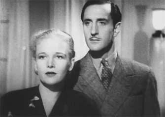 Ann Harding and Basil Rathbone
