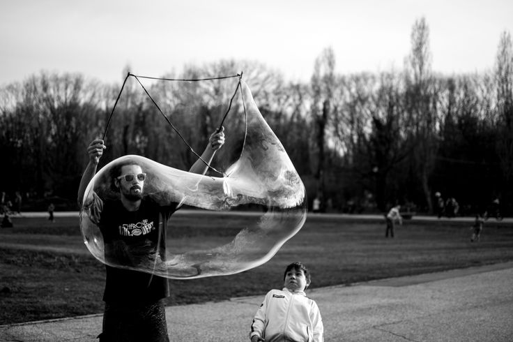 Soap bubbles by Iulian Safta on 500px