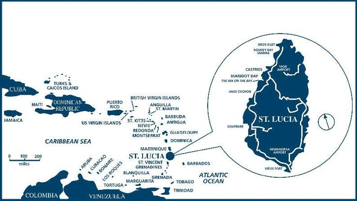 Image detail for -St. Lucia; The Land, The People, The Light » Travel Around The World