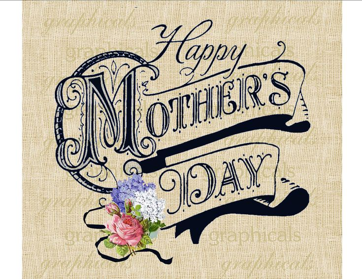 Happy Mother's Day from all of your friends at the Mansion...
