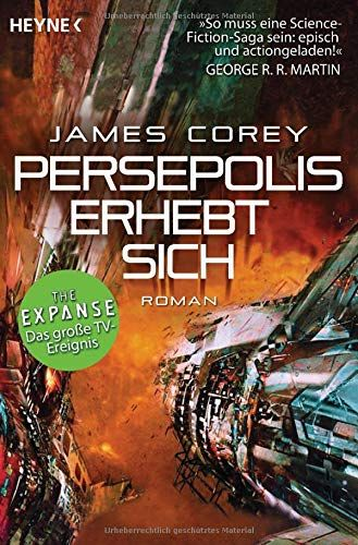 The Expanse Buch