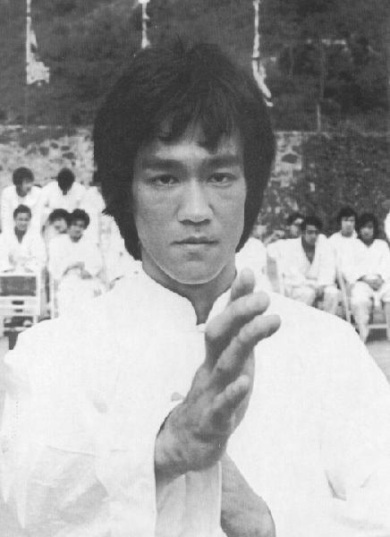 Bruce Lee!