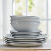 Found it at Wayfair - Wayfair Basics 12 Piece Porcelain Dinnerware Set, Service for 4