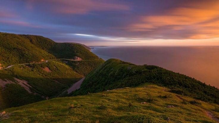 Skyline Trail on Cabot Trail
