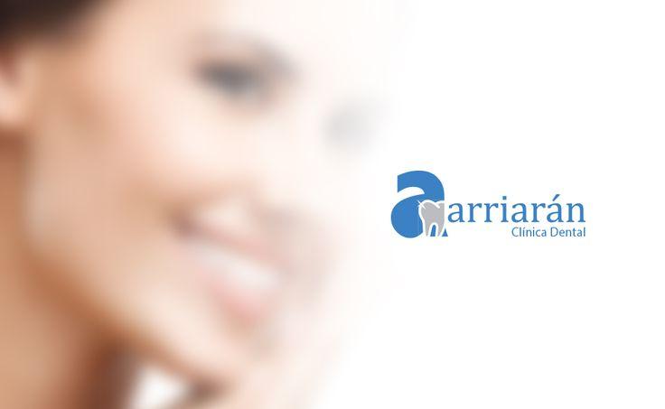 Logotipo Clínica Dental Arriarán - 2015
