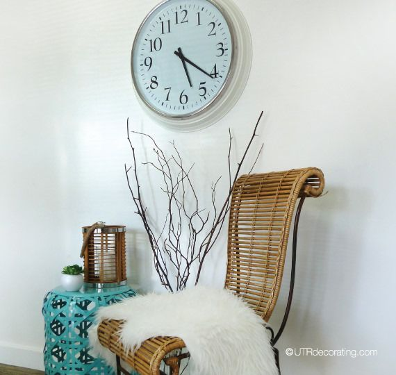Tips On Hanging Pictures: How To Hang A Heavy Clock