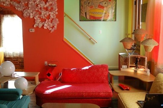 Colorful Eclectic Living Rooms Colorful Modern Eclectic Living Room