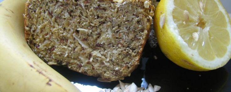 cake banane-citron