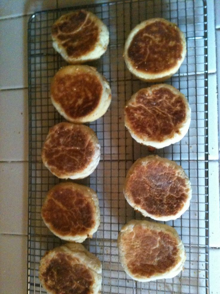 English Muffins (will be in my upcoming book, Gluten-Free Wishlist: Sweet and Savory Treats You Miss the Most: Chronicle Books: Fall 2015)