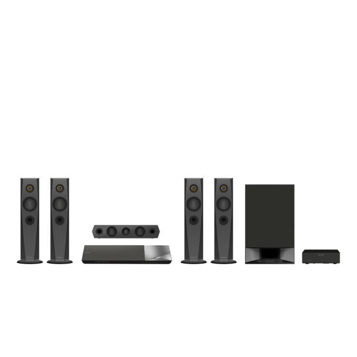Système Home Cinema Blu-ray avec Bluetooth® Sony BDV-N7200W