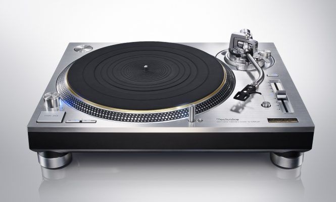 The evolution of the Technics SL-1200 turntable - an interactive timeline - The Vinyl Factory