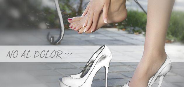 ¿Te aprietan los zapatos? | Bien entaconada