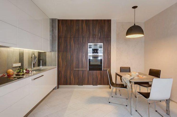 На рассвете… Интерьер квартиры от студии Vitrokkadesign – Журнал – His.ua