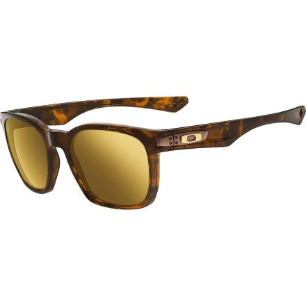 For the Dad who knows he's cooler than you: Oakley Shaun White Signature Garage Rock Sunglasses - Polarized