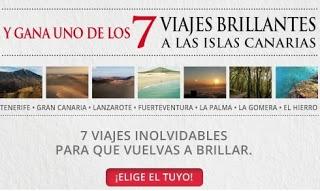 Gana un fantástico viaje a uno de los 7 lugares que te ofrecen para elegir. ¡Mucha Suerte!  Promoción válida para España hasta el 01/08/2013.  http://www.baratuni.es/2013/06/sorteos-gratis-viaje-a-islas-canarias-vuelve-a-brillar.html  #sorteos    #sorteosgratis    #sorteosonline    #sorteosgratisonline    #baratuni    #promociones    #viajes