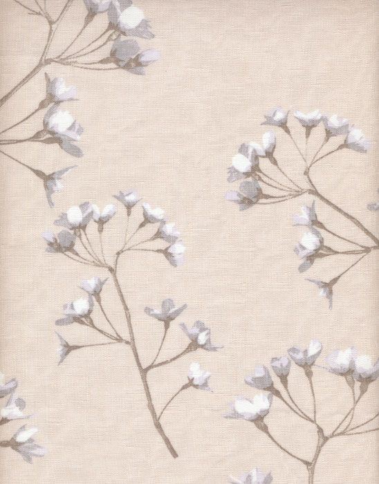 Blossom Rose linen Fabric