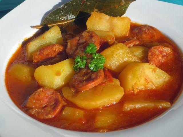 Patatas a la riojana Ana Sevilla
