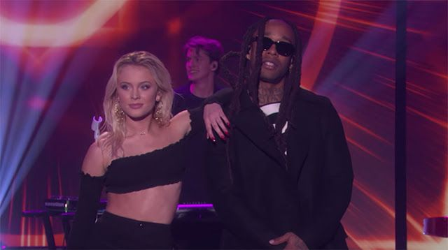 """Zara Larsson with Ty Dolla $ign - So Good @ Ellen    Follow @zaralarsson       The new swedish pop star performed their most recent single """"So Good"""" with Ty Dolla $ign on Ellen Show. New album is released 17th March 2017by Record Company.  ellen show female vocalists indie live pop soul swedish"""
