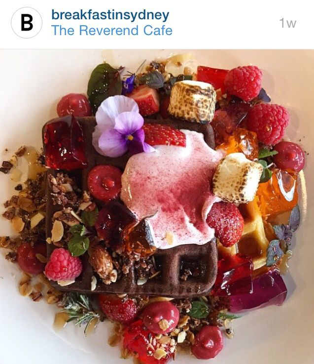 The Reverend Cafe Style: Cafe Location: Ascot Vale, VIC