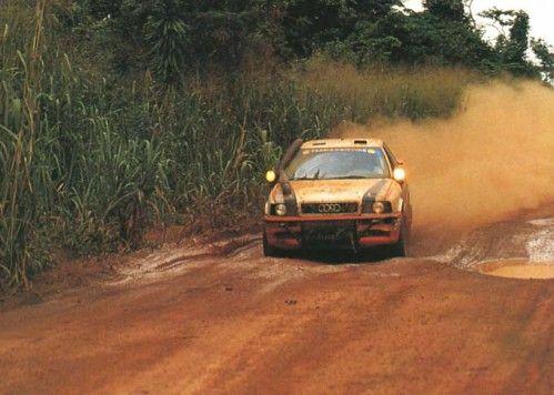 1994 Servant - Brion (Audi 90 Coupé S2)
