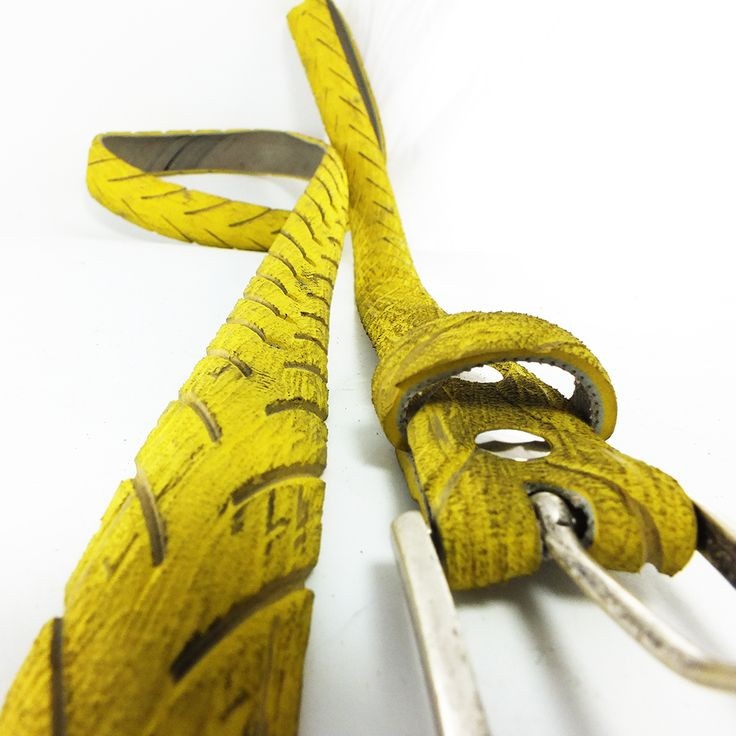 """Simple"", tire belt 30 mm wide ----> felvarrom.com"