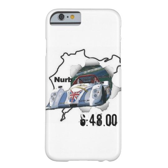 Ring Masters: Radical SR8LM Barely There iPhone 6 Case