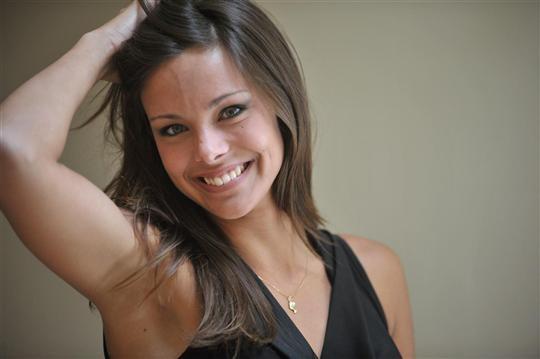Marine Lorphelin . Miss France 2013.