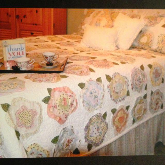My favorite quilt to sleep under