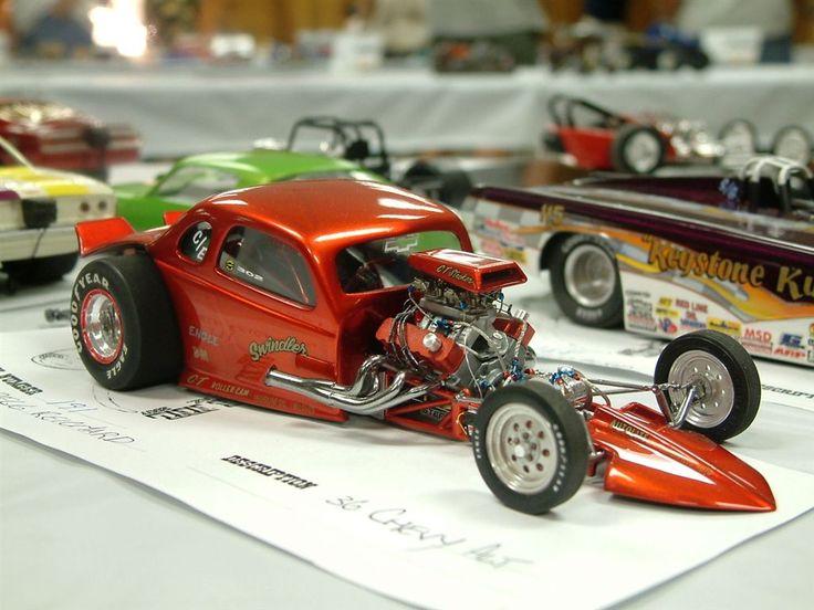 photo gregg riechard 4 various drag models cars album fuelish spectator