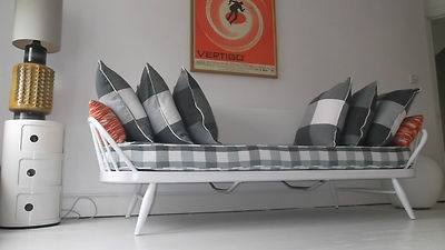 ERCOL STUDIO COUCH DAY BED CUSTOMISED!! 2 available for bespoke design!!! | eBay