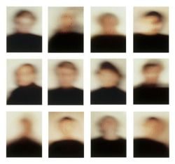 "cinoh: ""Portraits"" -Projekt (1984) Von Patrick Tosani"