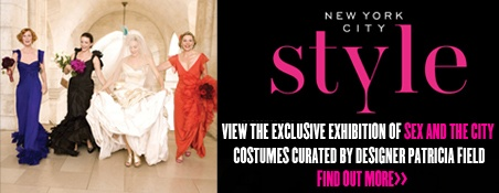 Discover the world exclusive exhibition of Sex and the City costumes curated by the show's own Academy Award nominated and Emmy Award winning costume designer Patricia Field only at Chadstone The Fashion Capital