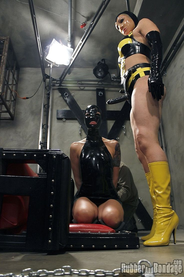 Extreme Rubber Sex