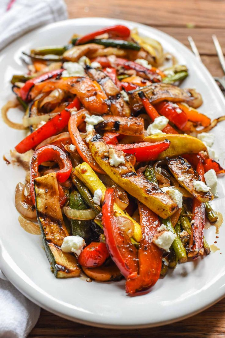 25 best ideas about grilled vegetables on pinterest for Side dish for fish