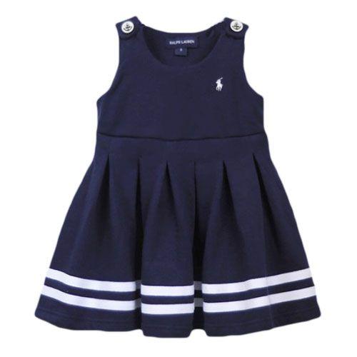 navy striped kid dress - Google Search