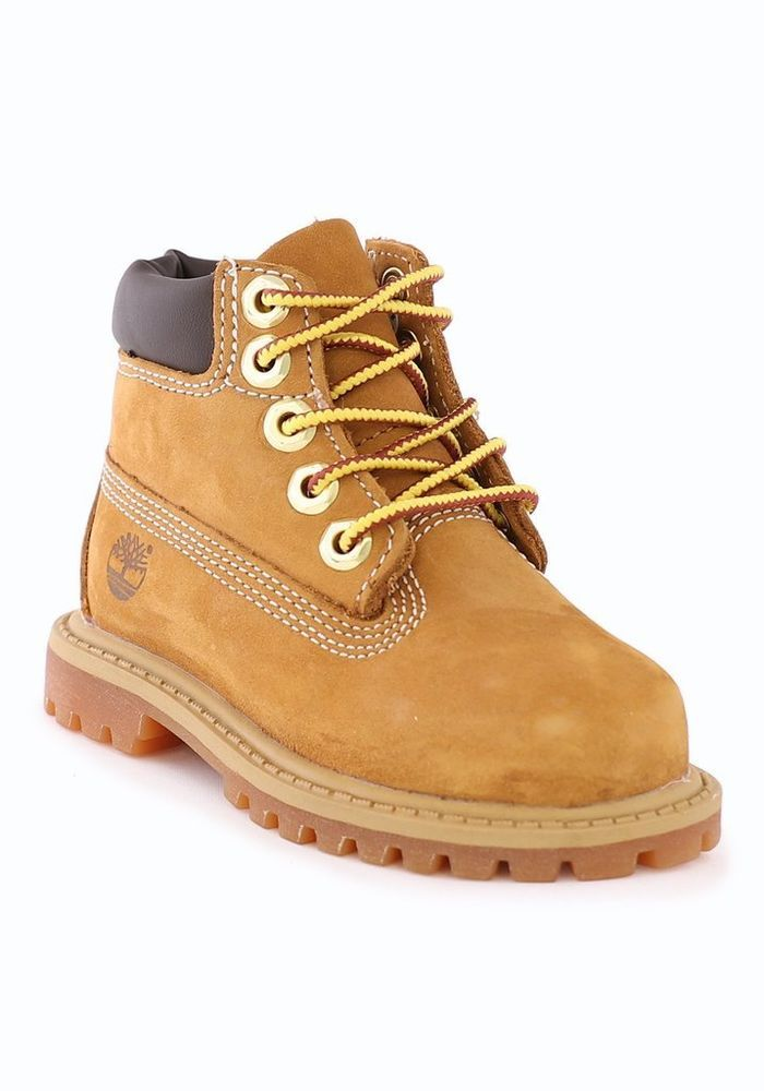 6 INCH PREMIUM WHEAT BOOT TODDLERS