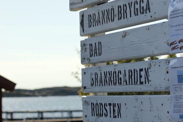 Segling Saling Sweden West Coast Archipelago Göteborg Gothenburg Brännö