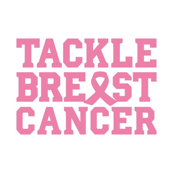 Sigma Delta Tau Breast Cancer Walk shirts | Greek House | #Think Pink #Philanthropy #Breast Cancer #Make-a-Wish #NFL #Football #Tackle