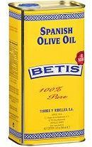 Betis Aceite de Oliva Español , Puerto Rico cooking oil, Olive oil from spain
