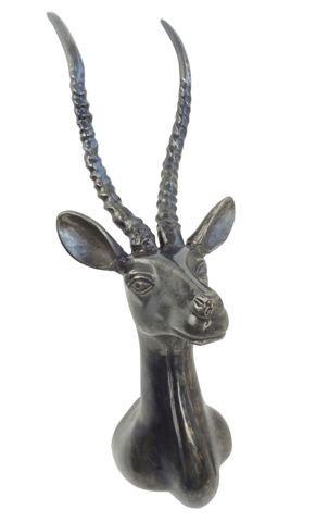 Aluminum Deer Head